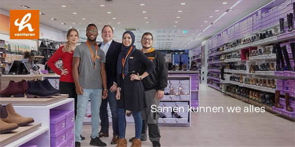 Vacatures bij vanHaren - winkel, schoenen, mode - Werken ...